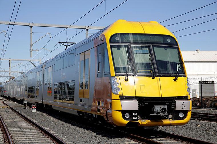 鉄道事業会社 ―オーストラリア―の写真